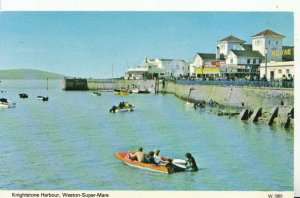 Somerset Postcard - Knightstone Harbour - Weston-super-Mare - Ref 16208A