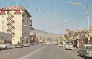 KAMLOOPS , B.C., Canada , 40-60s ; Victoria Street , West