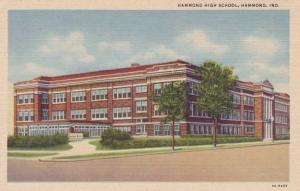 Hammond High School - Hammond IN, Indiana - Linen