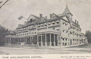 TORONTO , Ontario , Canada , 00-10s ; The Arlington Hotel