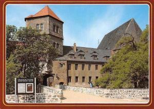 Halle an der Saale Moritzburg Castle Bridge Chateau
