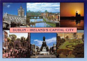 Ireland Dublin Ireland's Capital City