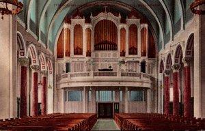 Washington Seattle St James Cathedral Interior