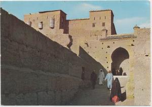 TAMGROUTE (Zagora), Morocco, 1980 used Postcard