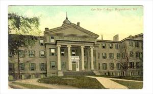 Kee-Mar College, Hagerstown , Maryland, PU-1909