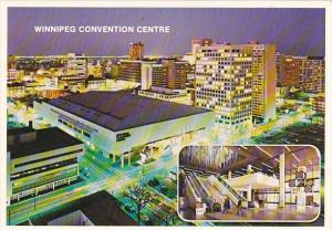 Canada Covention Centre Winnipeg Manitoba