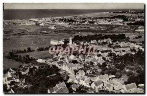 Postcard Modern Graye sur Mer Vue Generale