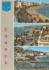 B110480 France Cannes La Croisette La Plage et les Palaces, Le Port Casino