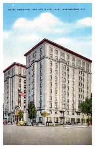 7507  Washington D.C. Hotel Hamilton