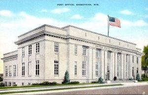 Wisconsin Sheboygan Post Office
