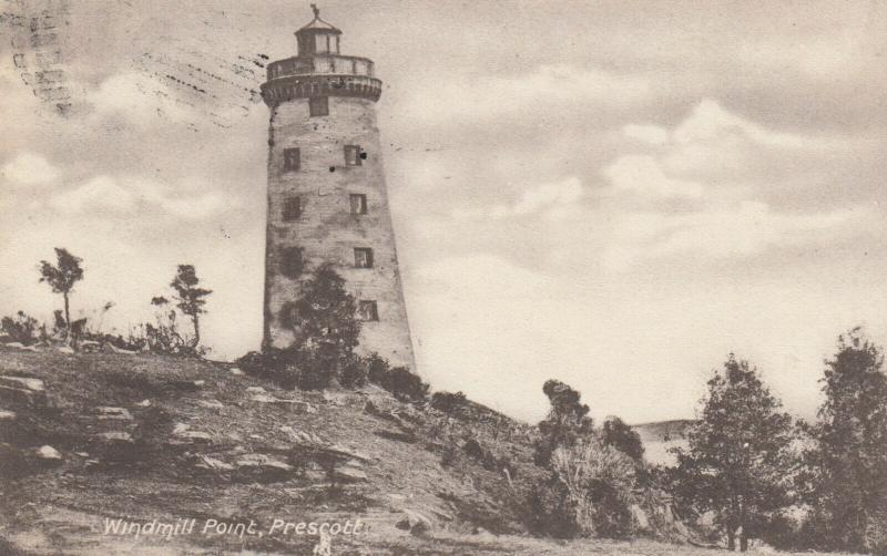 Windmill Point , PRESCOTT , Ontario , Canada , 1909 : #4