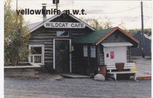 Wildcat Cafe , YELLOWKNIFE , NWT, Canada , PU-1998
