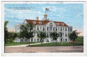 Philadelphia Hospital, Mooseheart, near Aurora, Ill