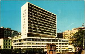 CPM ALGERIE-Alger-L'immeuble Mauritania (328282)