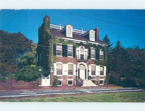 Pre-1980 HISTORIC HOME New Castle Delaware DE W4482