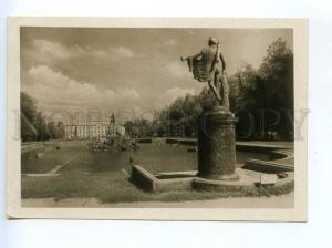 236882 USSR RUSSIA PETERHOF Upper park Soyuzfoto 1938 year