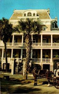South Carolina Charleston South Battery House Inn 1984