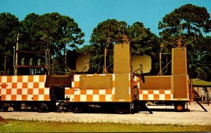 Mississippi Biloxi Keesler Air Force Base Ground Control Approach Mobile Units
