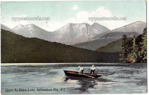 Upper Au Sable Lake