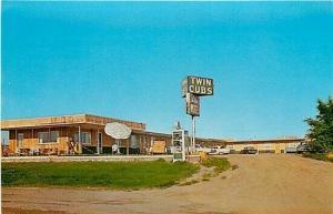 MT, Billings, Montana, Twin Cubs Motel