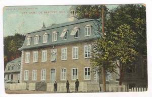 Convent Du St. Rosaire, Ste. Anne De Beaupre, Quebec, Canada, PU-1905