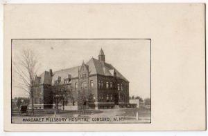 Margaret Pillsbury Hospital, Concord NH