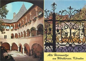 Postcard Austria Karnten Hallegg Krumpendorf