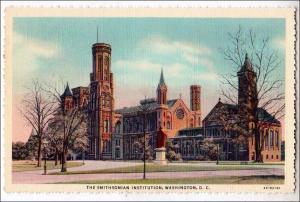 Smithsonian Institution, Washington DC