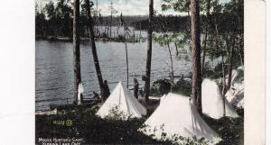 KIPAWA LAKE , Ontario , Canada , 00-10s ; Moose Hunter's Camp