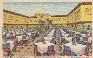 ST PETERSBURG , Florida , 1930-40s ; Tramor Cafeteria