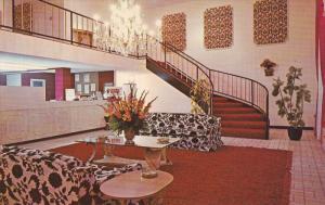 The Ramada Inn , WEST MEMPHIS , Arkansas , 50-60s : Interior