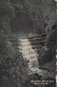 BEAVER FALLS , Pennsylvania, 1908 ; Water Falls, Morado Park