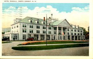 NH - North Conway. Hotel Randall