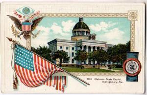 Alabama State Capitol, Montgomery Ala