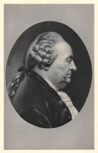 Johann Caspar Goethe des Dichters Vater