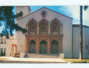 Pre-1980 Chaffey College - Rancho Cucamonga - San Bernardino California CA E1325