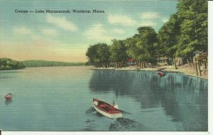 Camps- Lake Maranacook Winthrop, Maine
