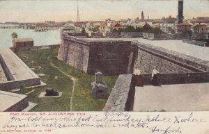ST. AUGUSTINE, Florida, 1906 ; Fort Marion