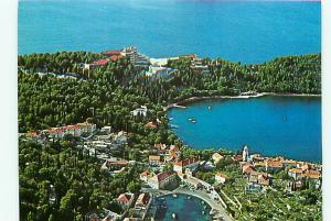 Postcard Croatia Hotel de Luxe Dubrovnik Cavtat Aerial View  # 3457A
