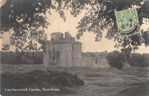 uk37240 caerlaverock castle dumfries scotland  uk lot 10 uk