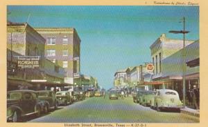 Texas Brownsville Elizabeth Street Dexter Press