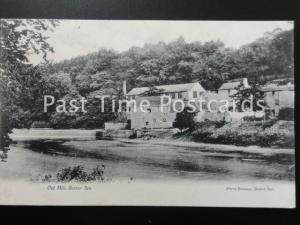 c1903 - Old Mill, BOSTON SPA - by Percy Bownas, Boston Spa