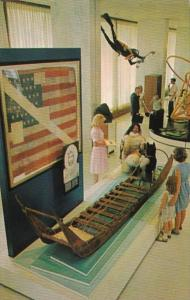 Washington D C Admiral Perry's Patched Flag National Geographic Society&...