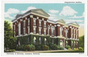 University of Kentucky Lexington Kentucky