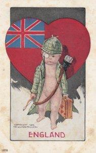 ENGLAND Valentine Day's Boy , 00-10s