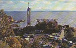 California Portuguese Bend Wayfarers' Chapel