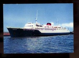 FE2361 - French SNCM Ferry - Compiegne , built 1958 - postcard