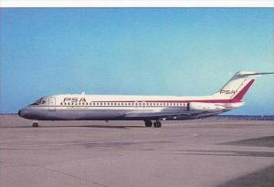 PACIFIC SOUTHWEST AIRLINES DC-9