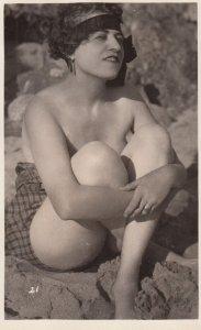RP: Sennett Bathing Beauties , Pin-up Girl , 1910-20s ; #12