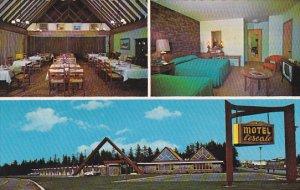Motel L'Escale Val D'Or Quebec Canada